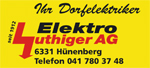 Streifen Stele Elektro Luthiger